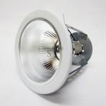 BTG 68 6-inch E27 LED Down Light Round Bracket c/w Reflector [Recessed Type] (White)
